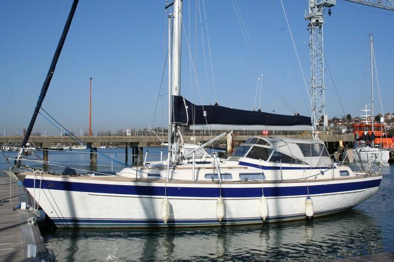 Hallberg-Rassy 36, Southampton