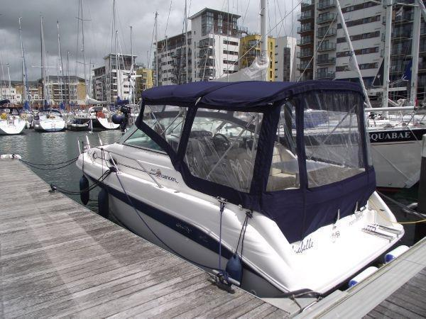 Sea Ray 250 Sundancer, Cardiff