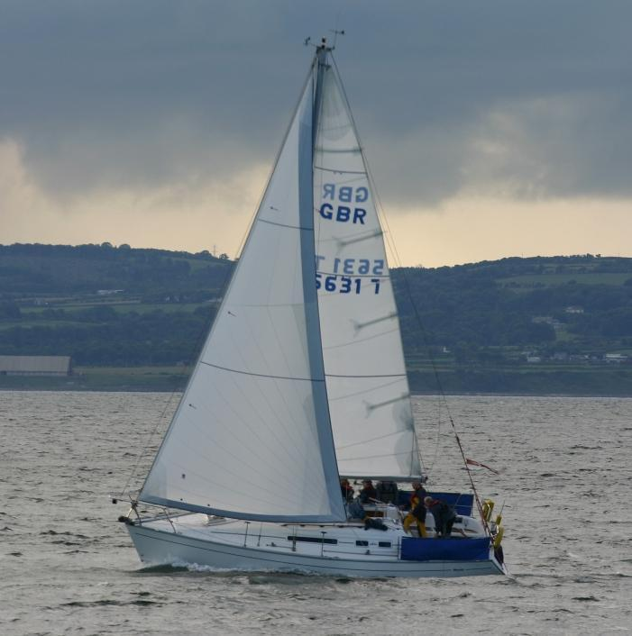 Moody S31, Strangford Lough, County Down