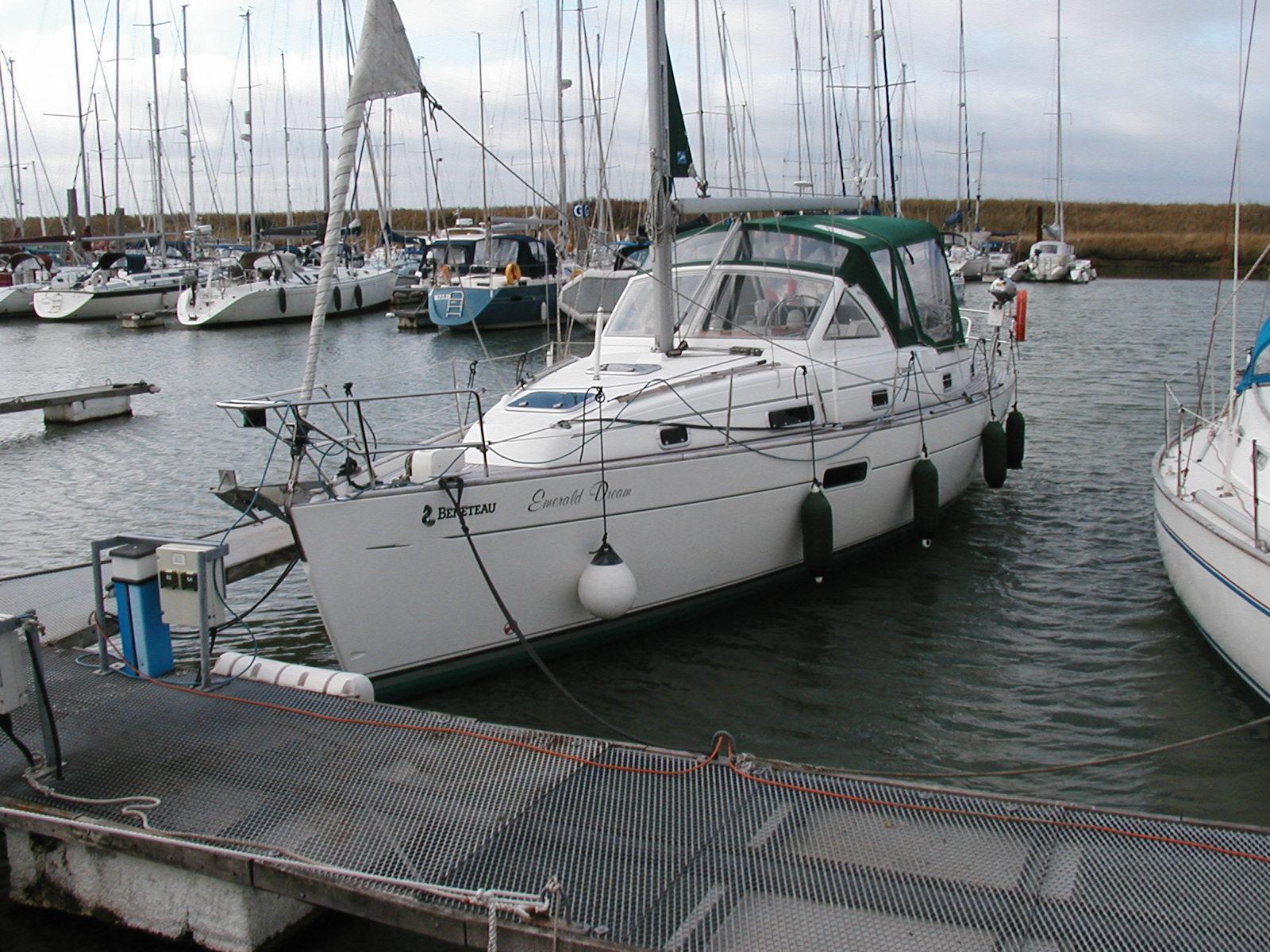 Beneteau Oceanis 36 CC, Titchmarsh Marina, Essex