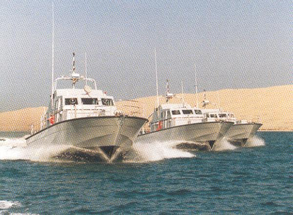 Patrol boats & protection vessels