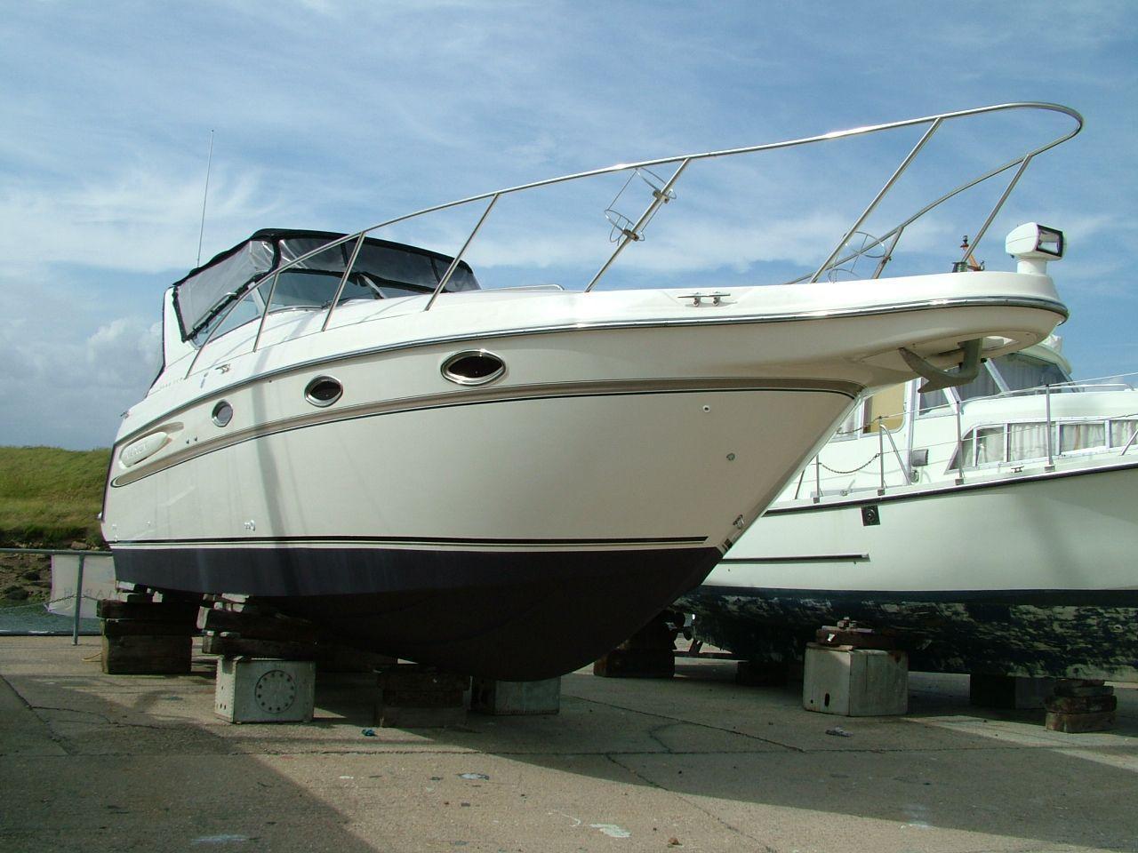 Maxum 3000 SCR, Titchmarsh Marina, Essex
