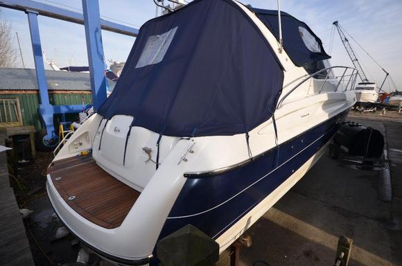 Cranchi Endurance 39, Essex Boatyards Ltd