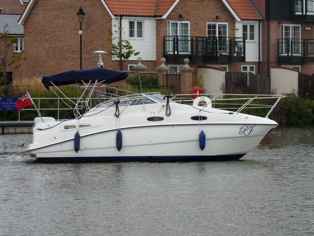 Sealine S23, burton waters marina, Lincolnshire