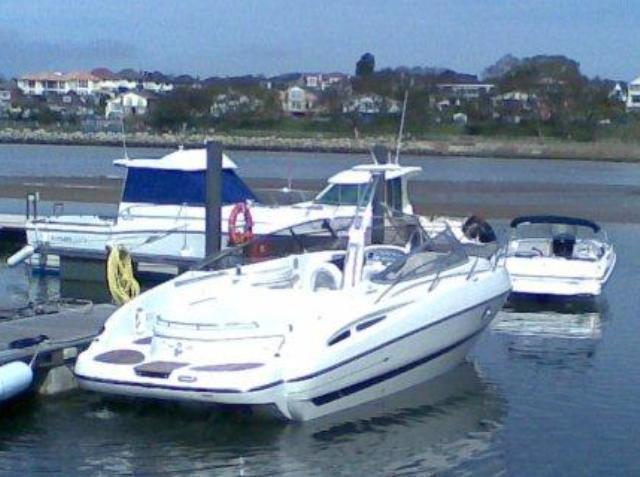 Cranchi CSL 28, Poole, Dorset