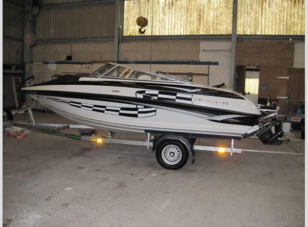 Crownline 180 Bowrider, Falmouth, Cornwall