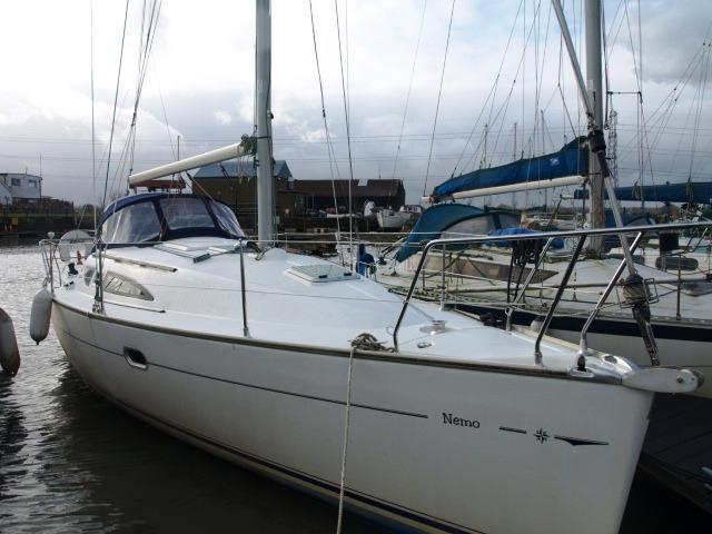 Jeanneau Sun Odyssey 32, Conyer,Kent