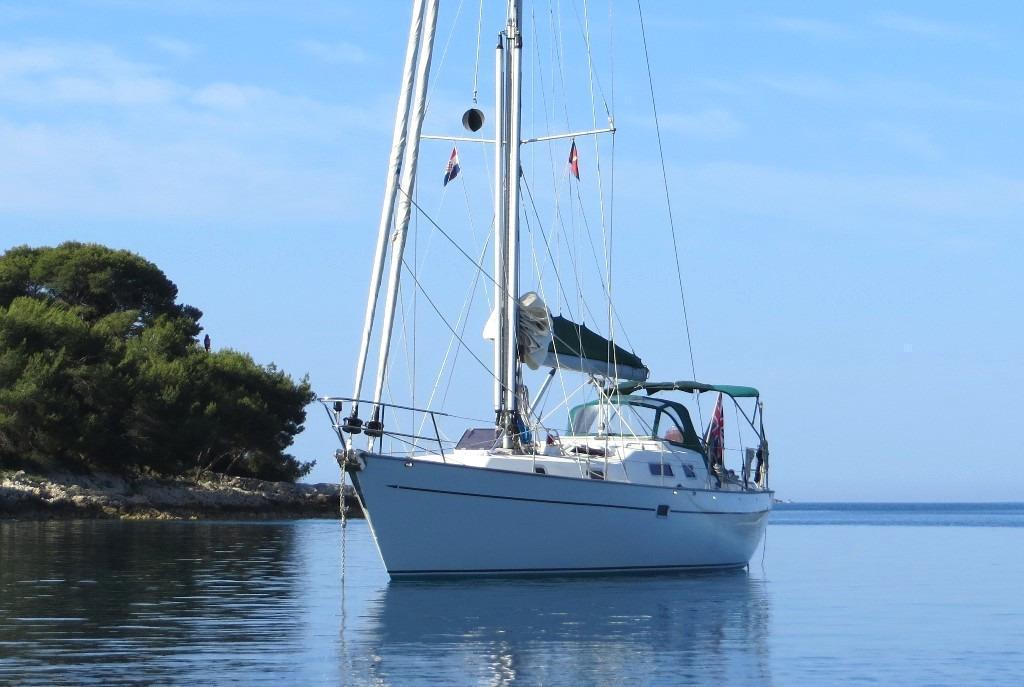 M.B. Yachts Michael Pocock Design 42, Hampshire