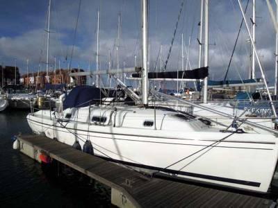 Sadler 290, Langstone Harbour