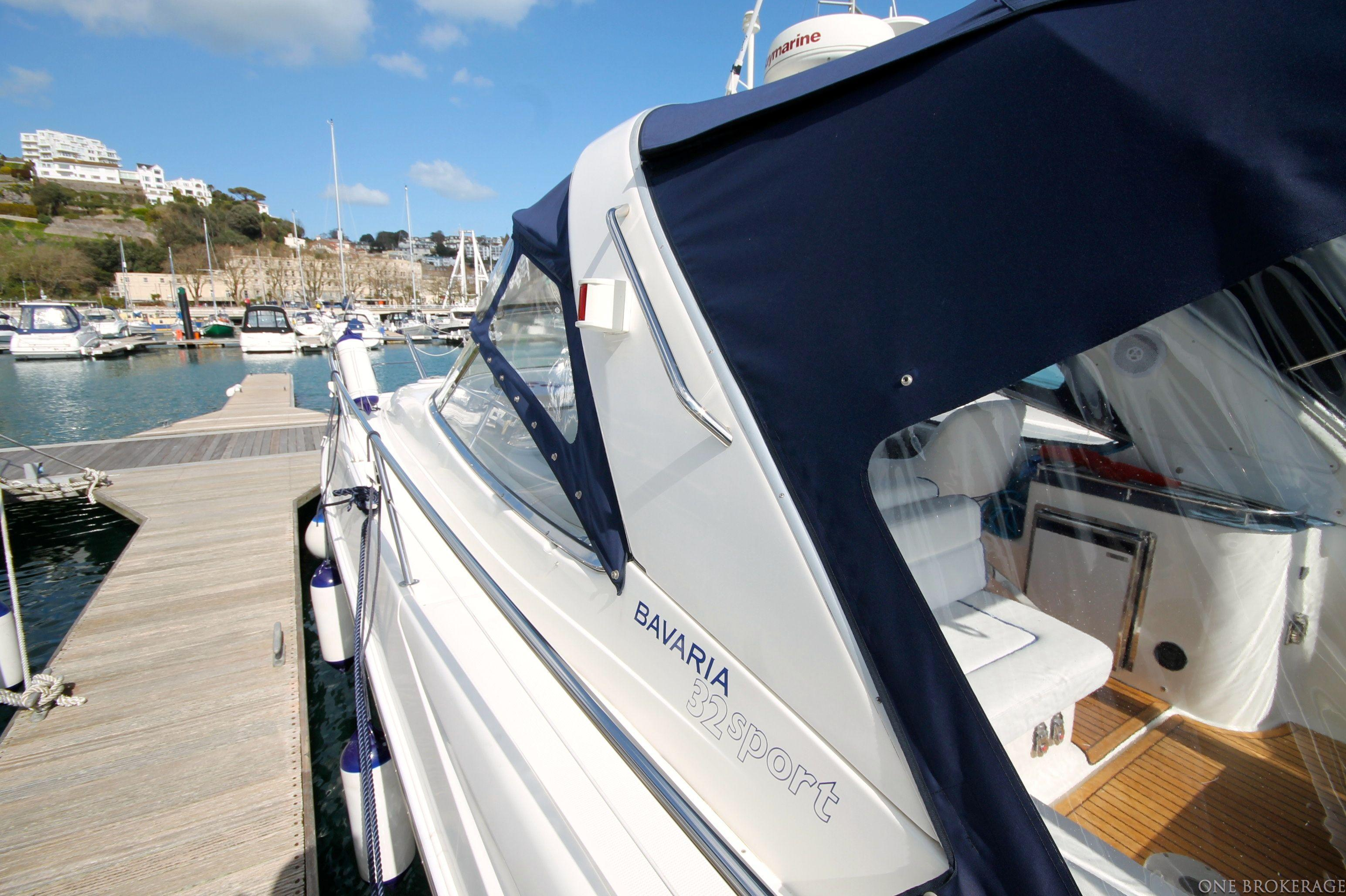 Bavaria Motor Boats 32 Sport HT