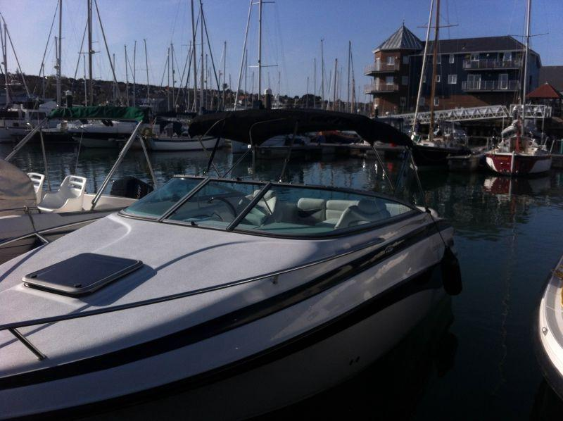 Crownline 220 CCR, East Cowes Marina, Isle of Wight