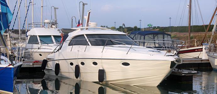 Elan Power 35, Jersey Channel Island