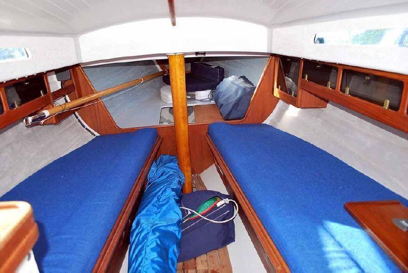 Folkboat Nordic Folkboat, Portsmouth