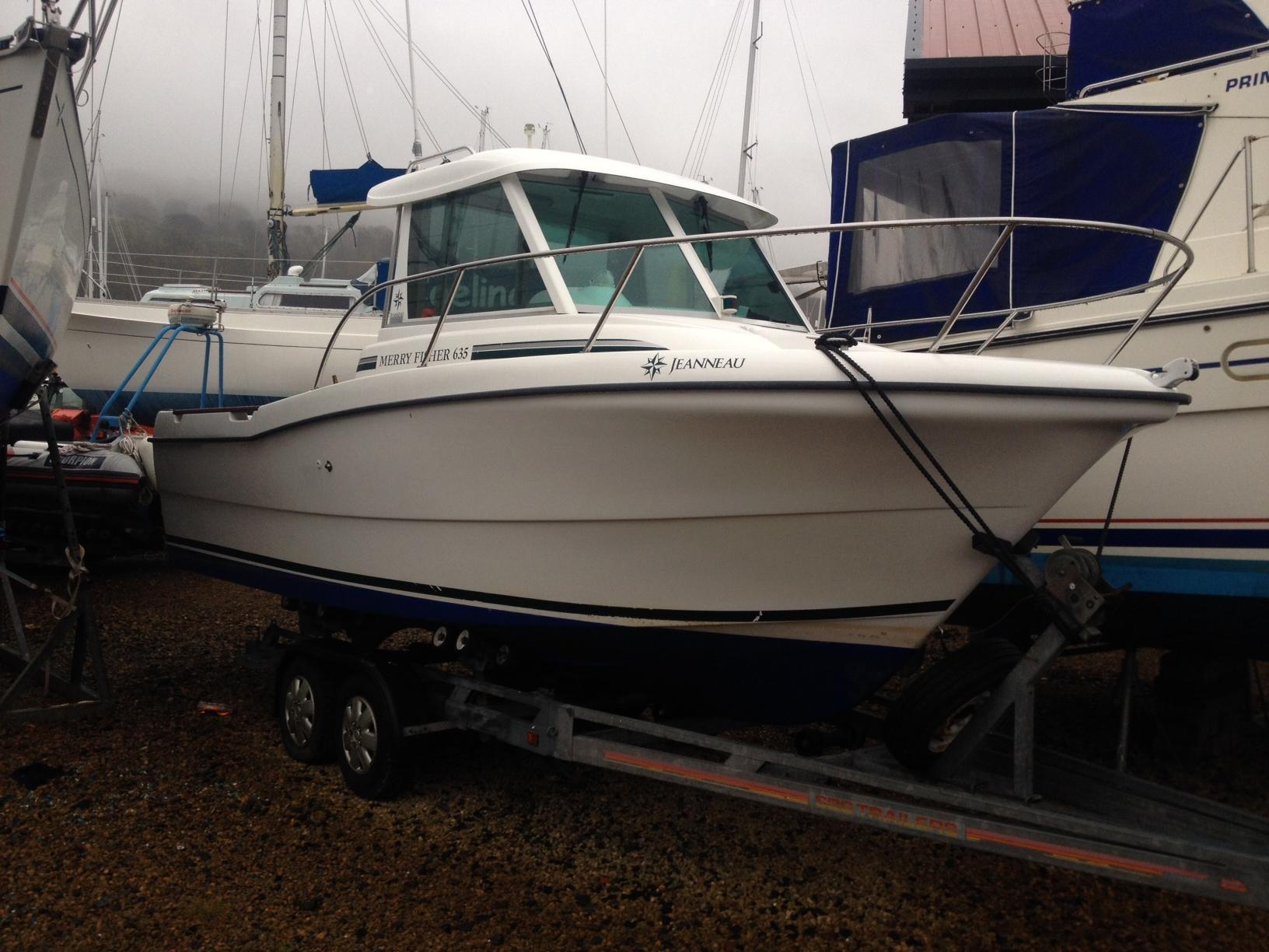 Jeanneau Merry Fisher 635, Largs , North Ayrshire