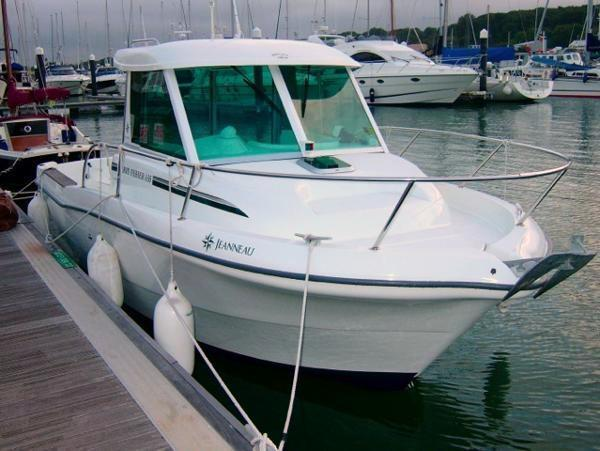 Jeanneau Merry Fisher 635, Hayling Island, Hampshire