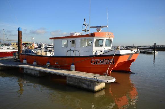 Blyth Workcat 10M, Essex Boatyards Ltd