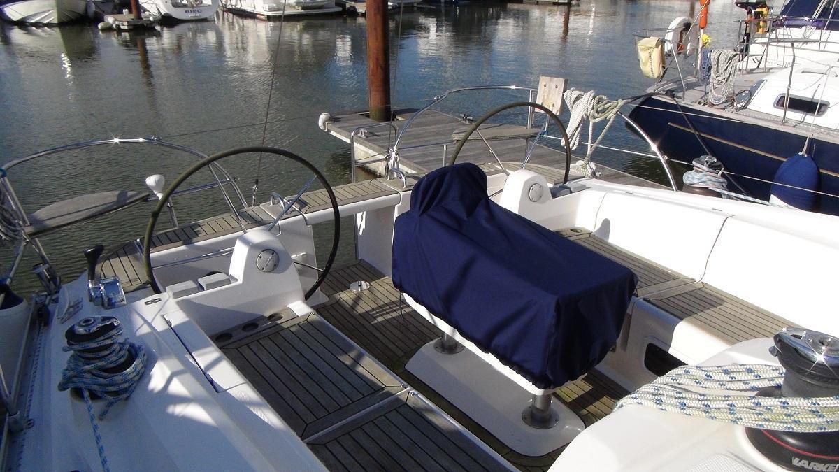 Elan Impression 434, Hamble Point Marina