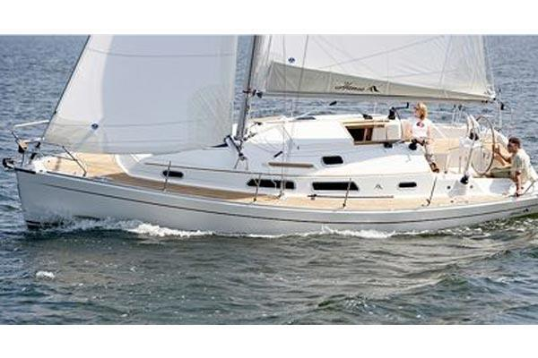 Hanse 315, North Wales, Isle of Anglesey