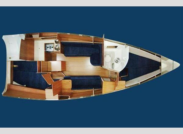 Sadler 290, Chichester Marina