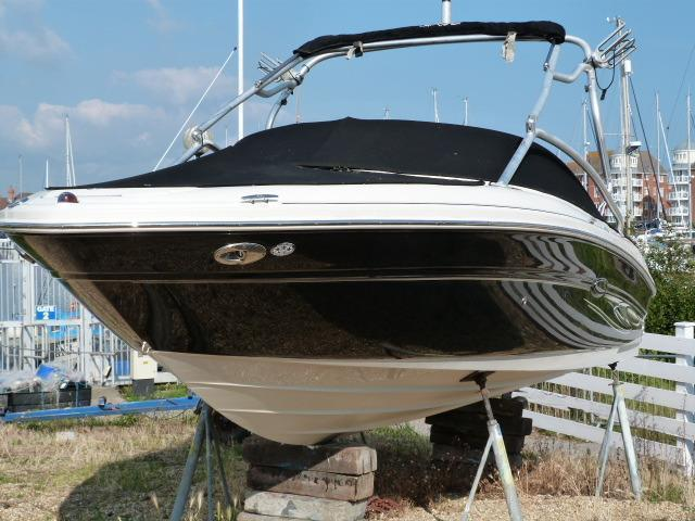Sea Ray 200 Select, Sovereign Harbour (Eastbourne), East Sussex