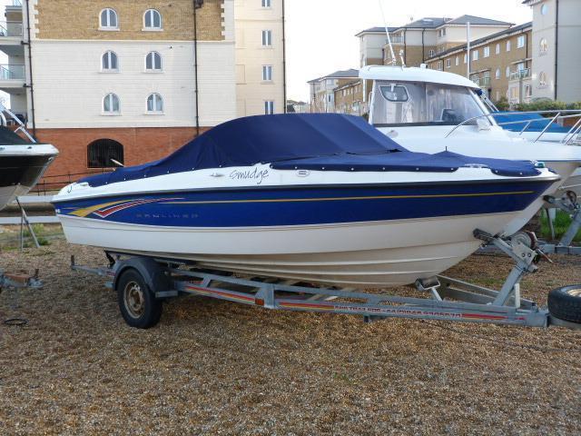 Bayliner 185, Sovereign Harbour (Eastbourne), East Sussex