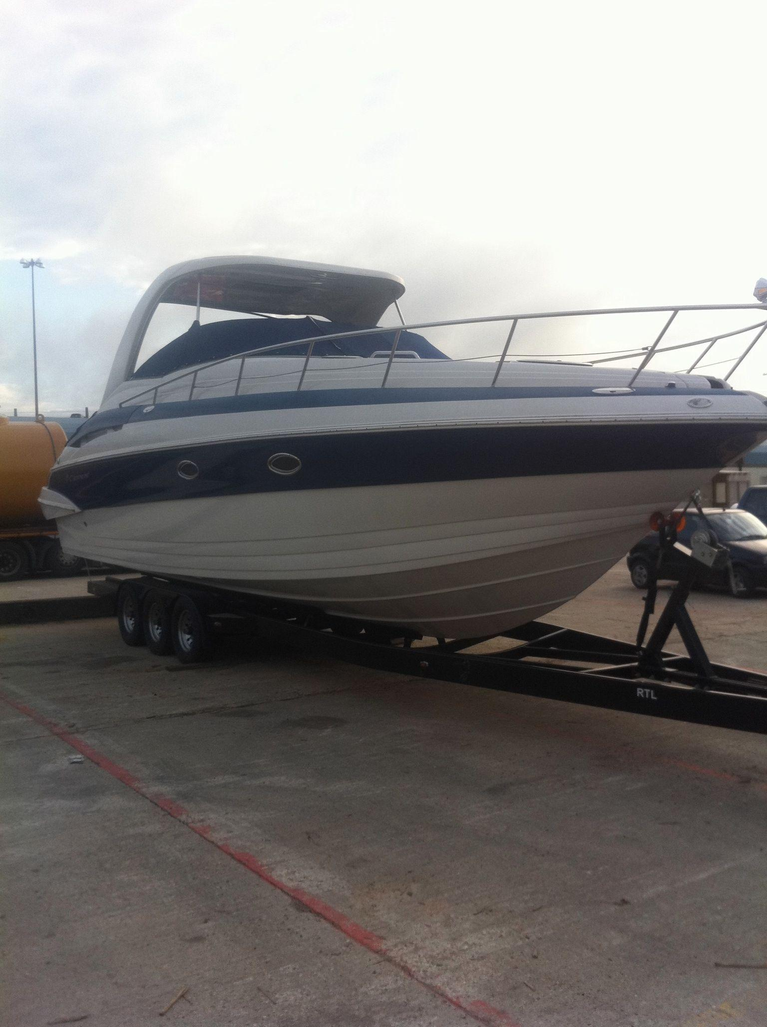 Crownline 340 CR, Swanwick Marina, Hampshire