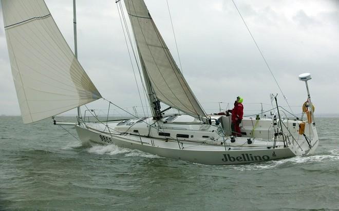 J Boats J/122, Hamble