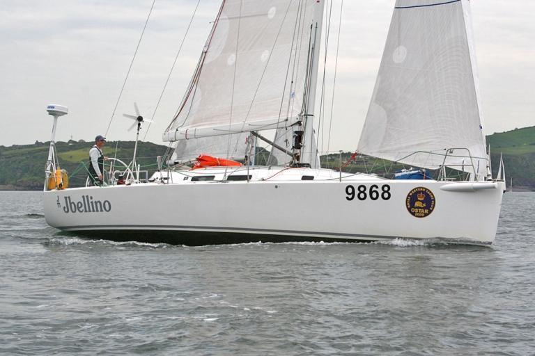 J Boats J/122, Hamble