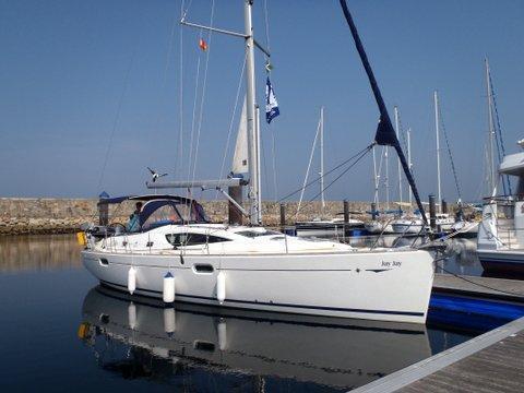 Jeanneau Sun Odyssey 42 DS, plymouth, Devon