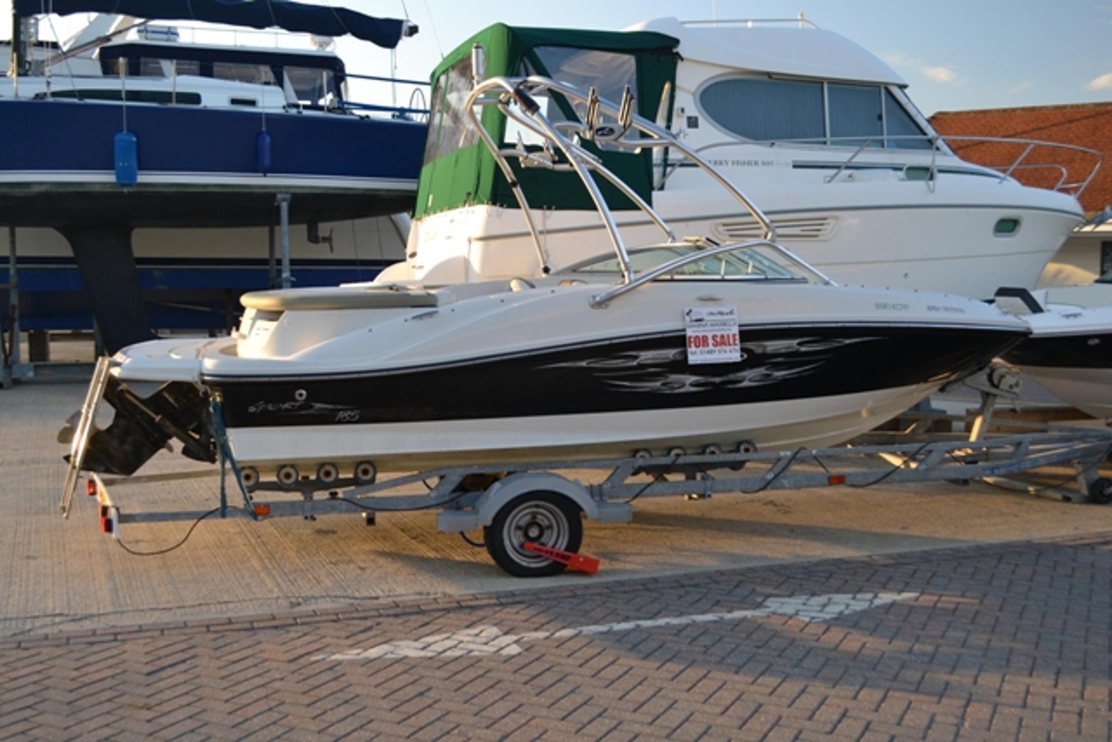 Sea Ray 185 Sport, Southampton
