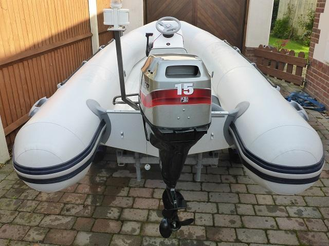 Valiant D-340 Rib, Lymington