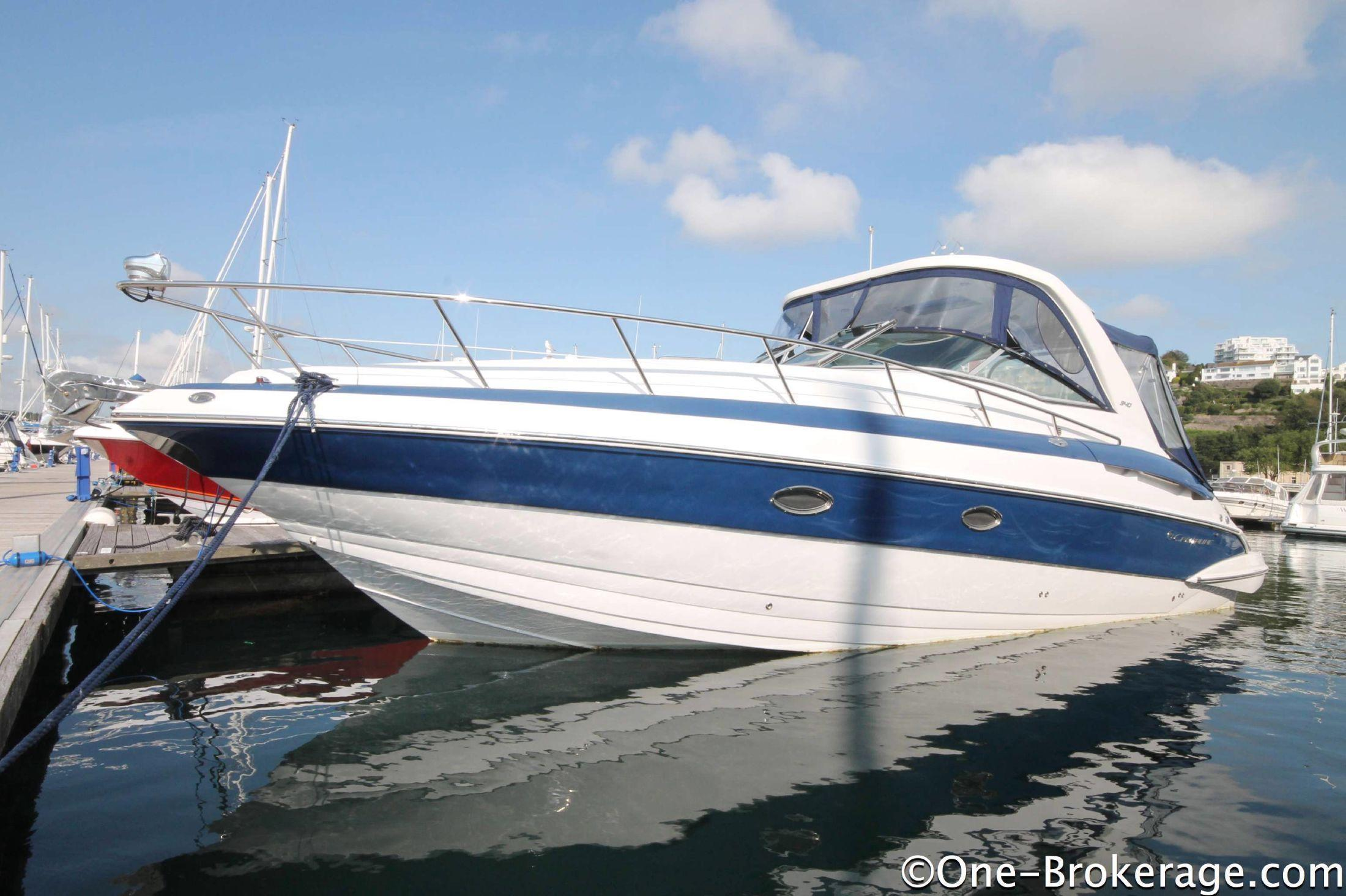 Crownline 340 CR, Torquay, Devon