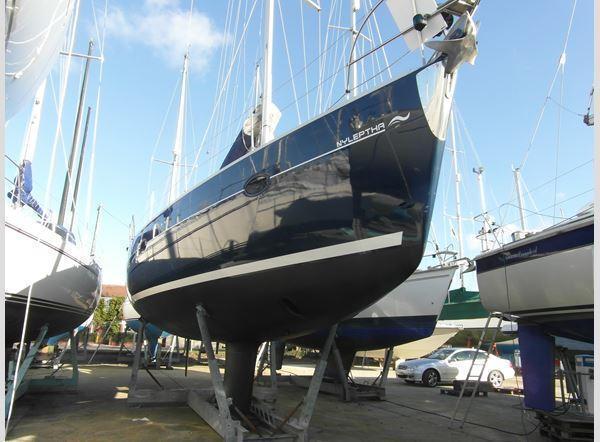 Elan Impression 434, Swanwick Marina, Southampton