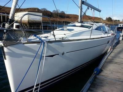 Jeanneau Sun Odyssey 42 DS, West coast of Scotland
