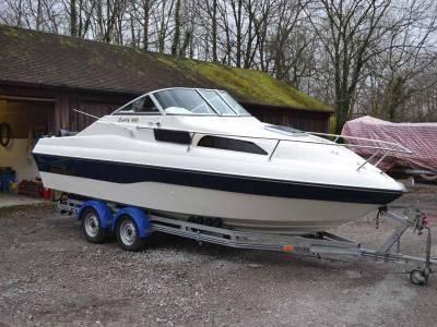 San Boat 640 cuddy, Windermere