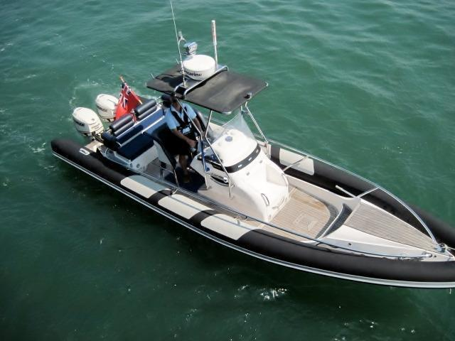 Arctic Blue 27 suitable for Inshore and Offshore use, Hampshire