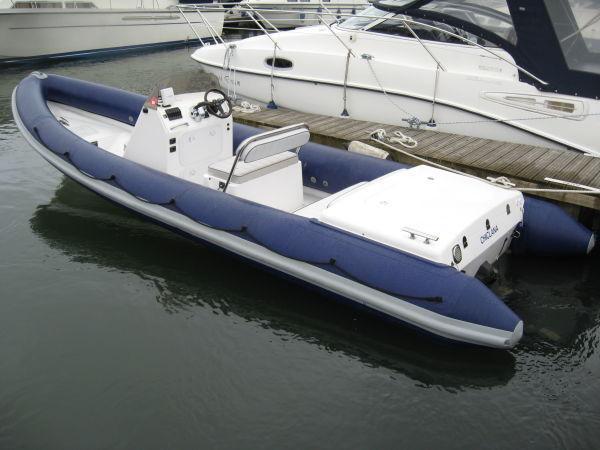 Coastline 25, Hamble River Boat Yard