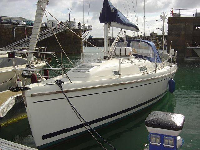 Sadler 290, Guernsey