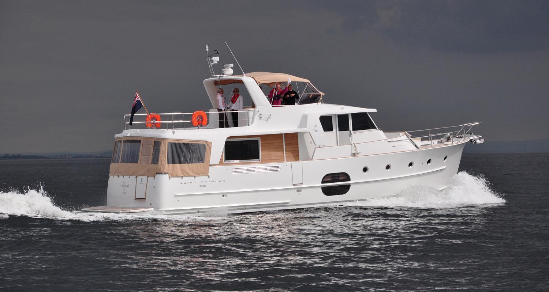 Beneteau Swift Trawler 52, South Ayrshire