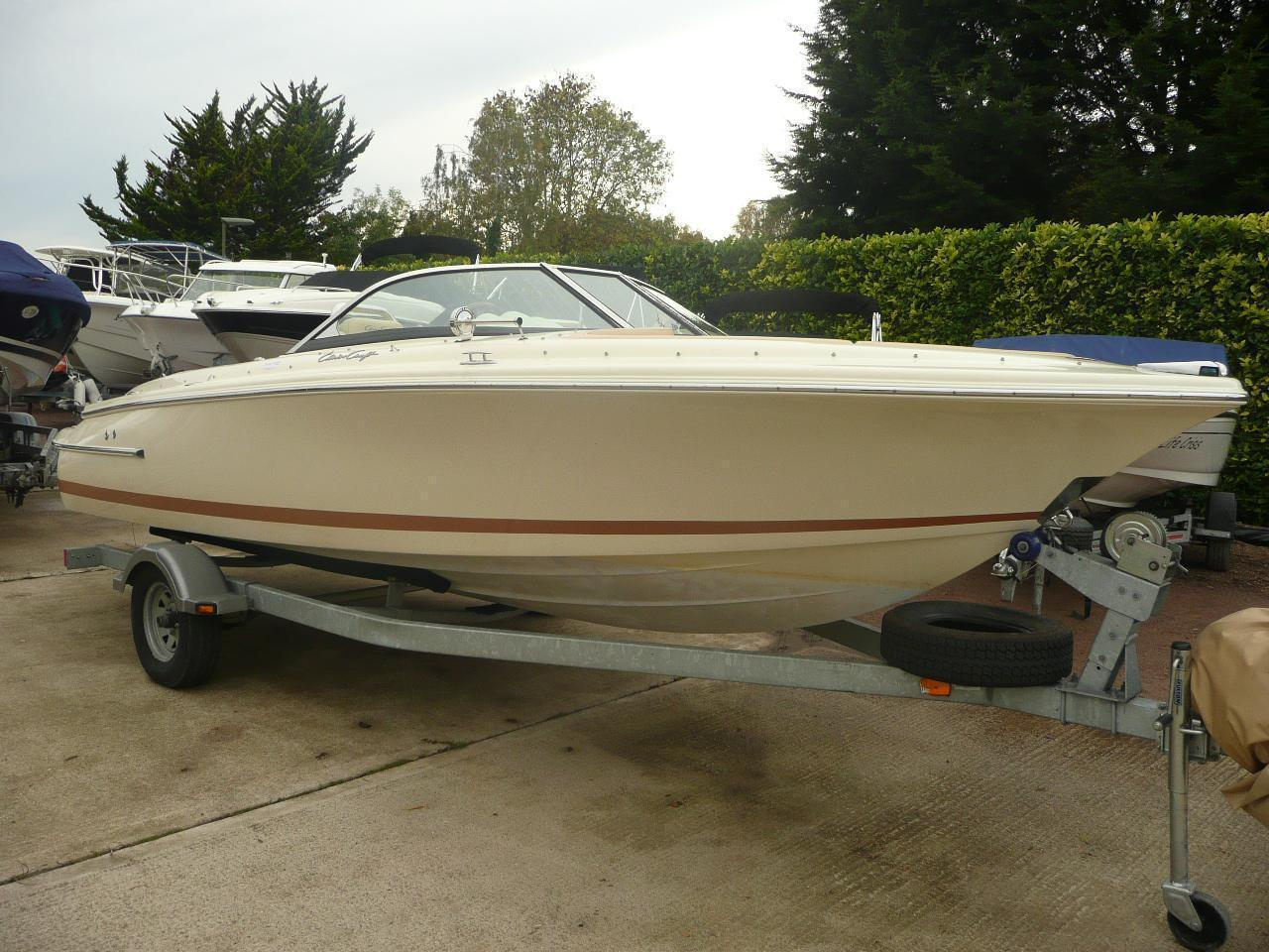 Chris Craft Launch 20 Standard Edition, Chertsey, Surrey