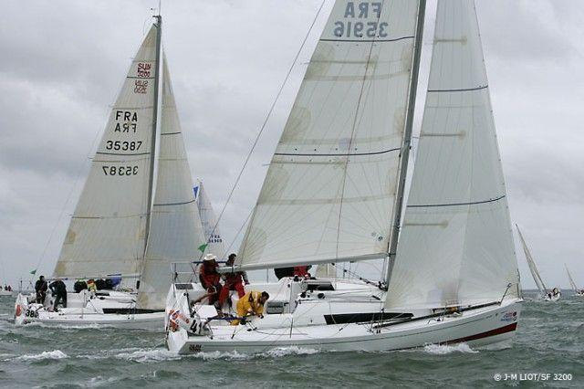Jeanneau Sun Fast 3200, Chichester Marina, West Sussex