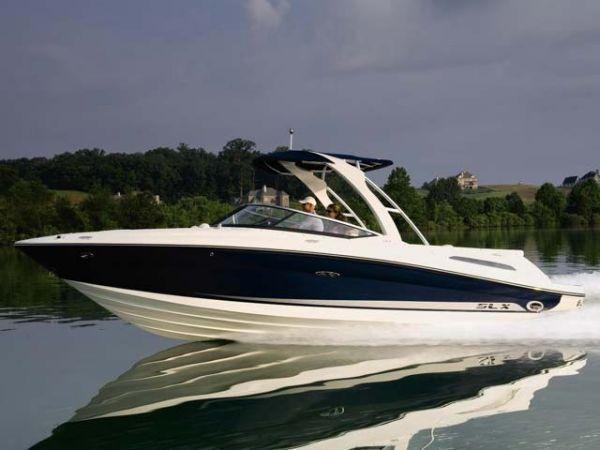 searay 250 SLX, Poole