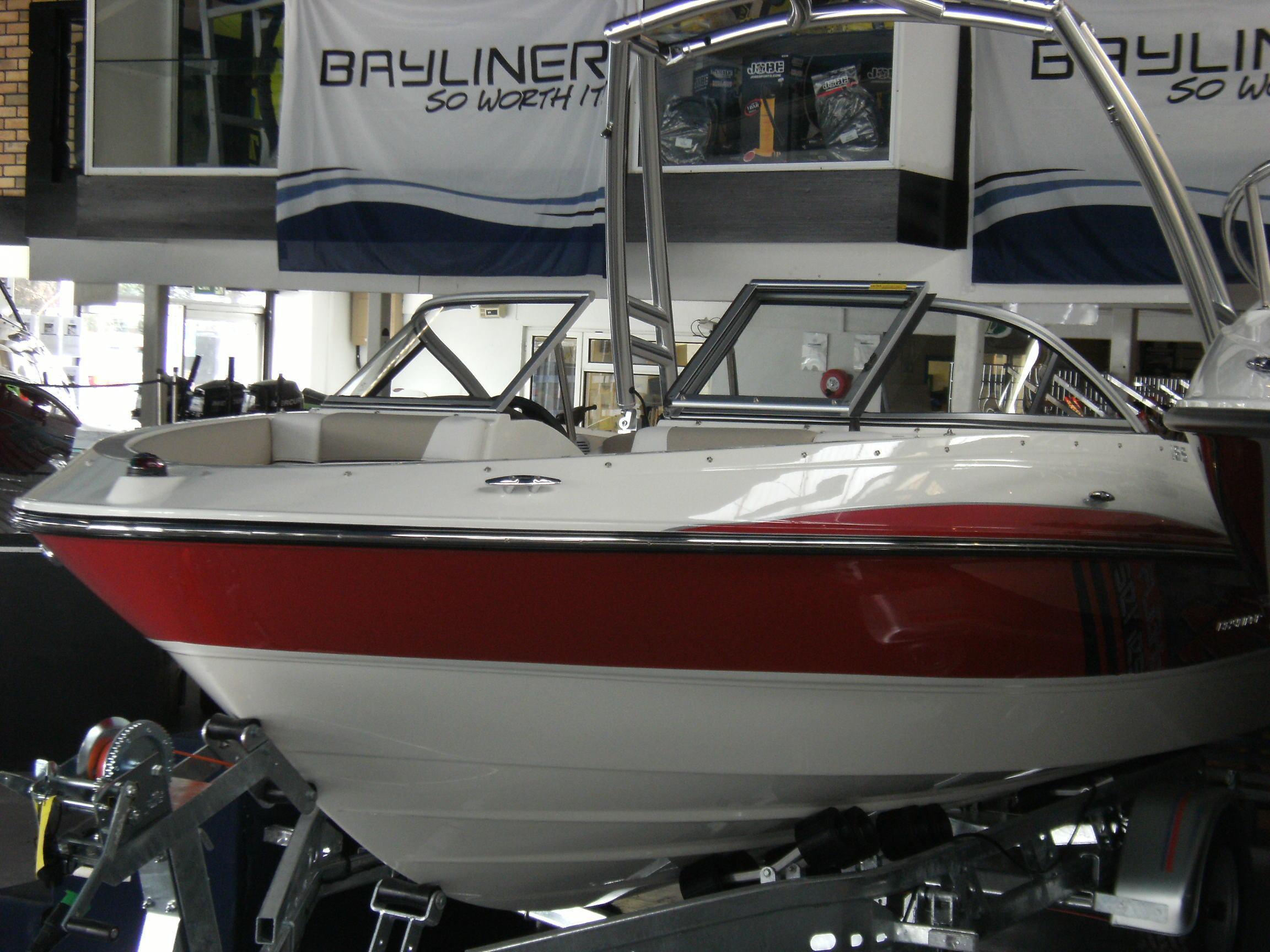 Bayliner 185 Bow Rider Flight Series, Abersoch, Gwynedd