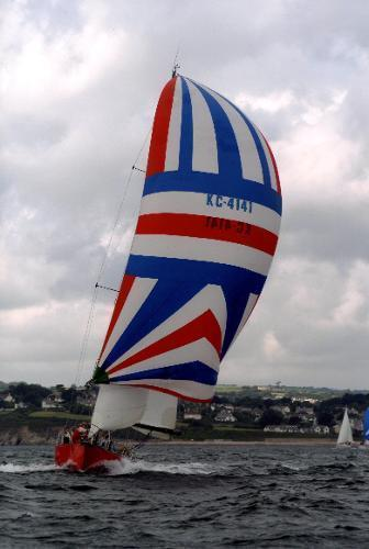 C&C Race Boat