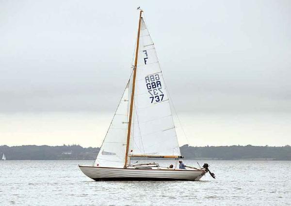 Folkboat Nordic Folkboat