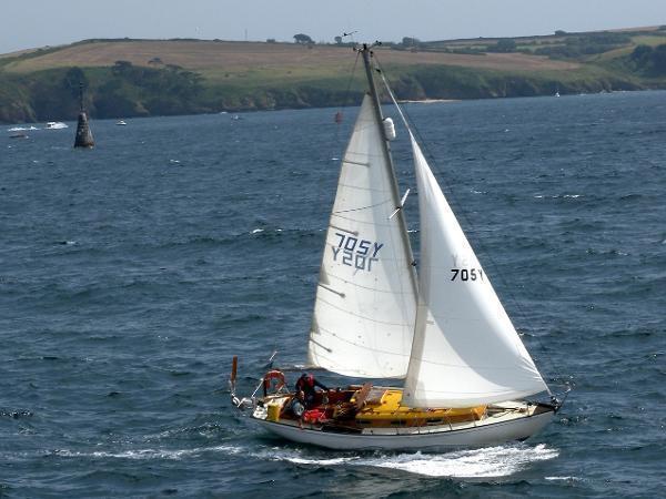 Holman Grp Twister Bermudan Sloop