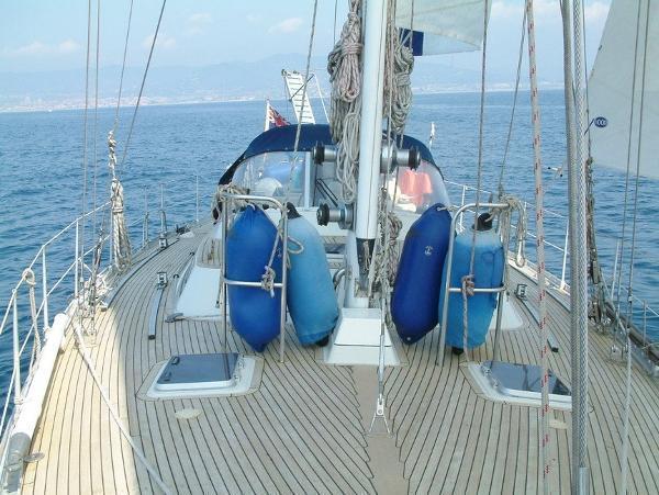Trintella 53 Cutter Rigged Sloop