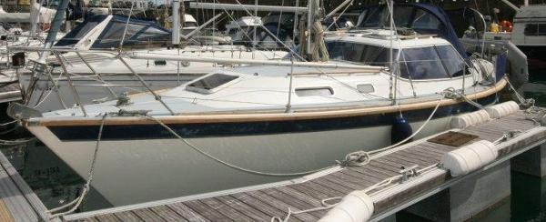 Westerly Riviera 35