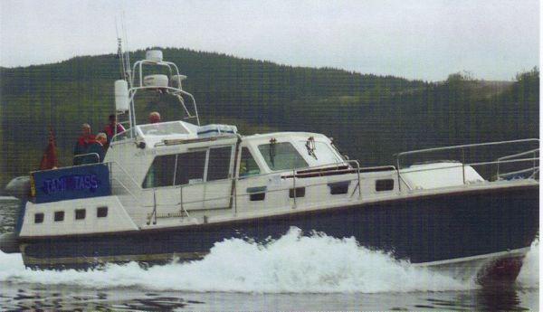 Aquastar 38 Aft Cabin
