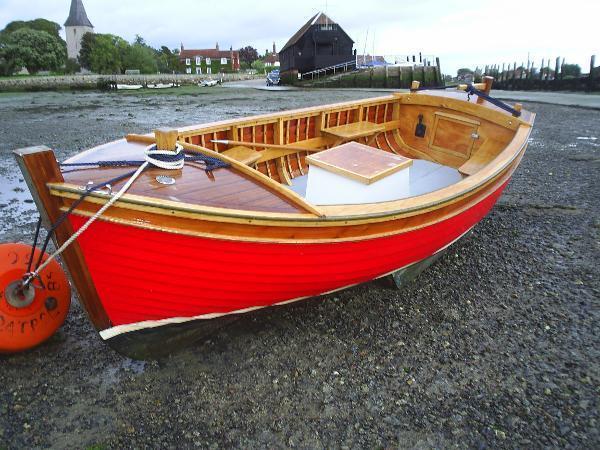 Clinker Day Boat